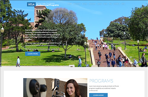 UCLA TFT Programs