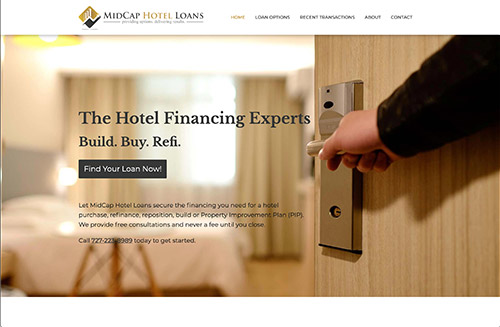 MidCap Hotel Loans